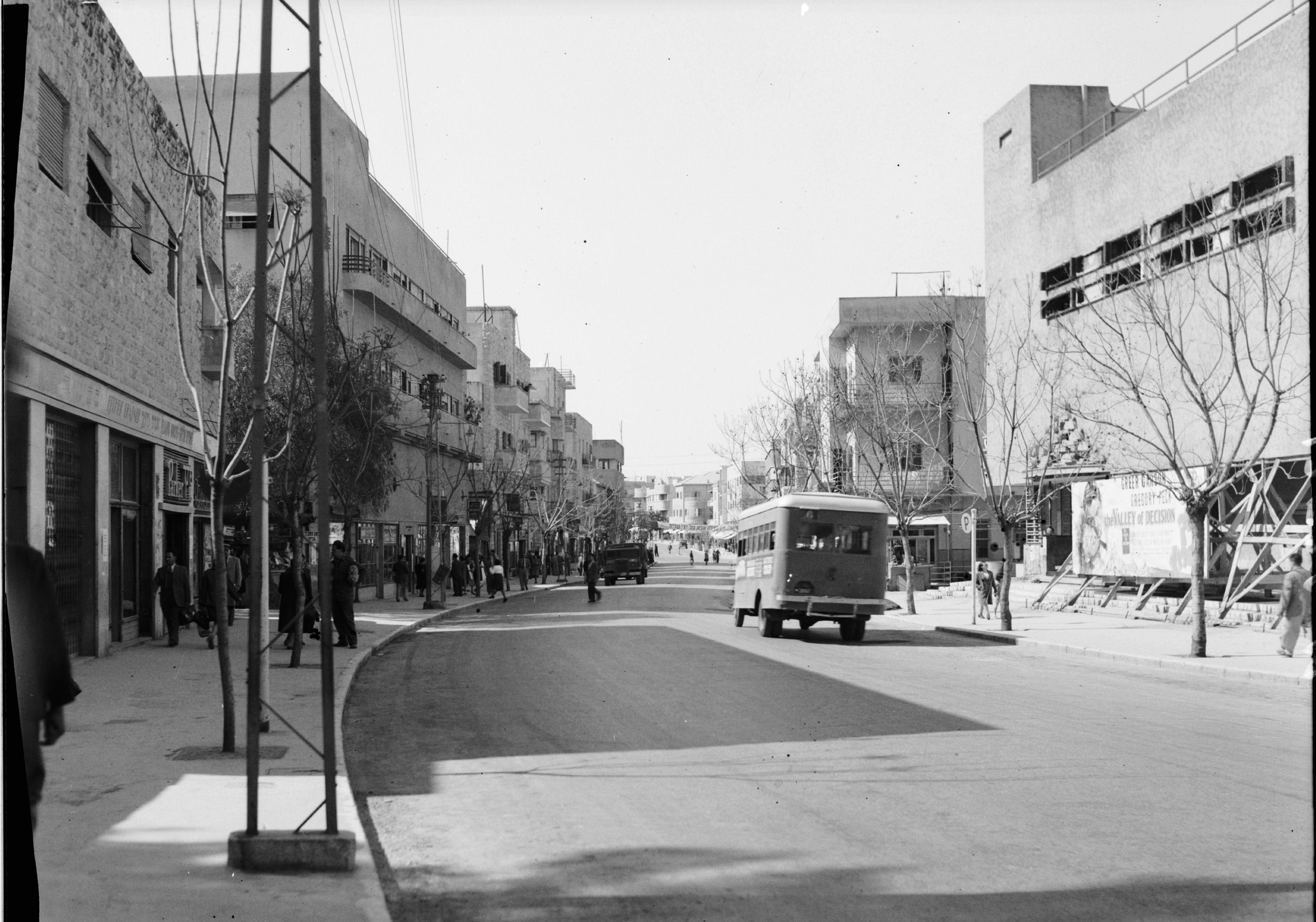 Улица Герцля