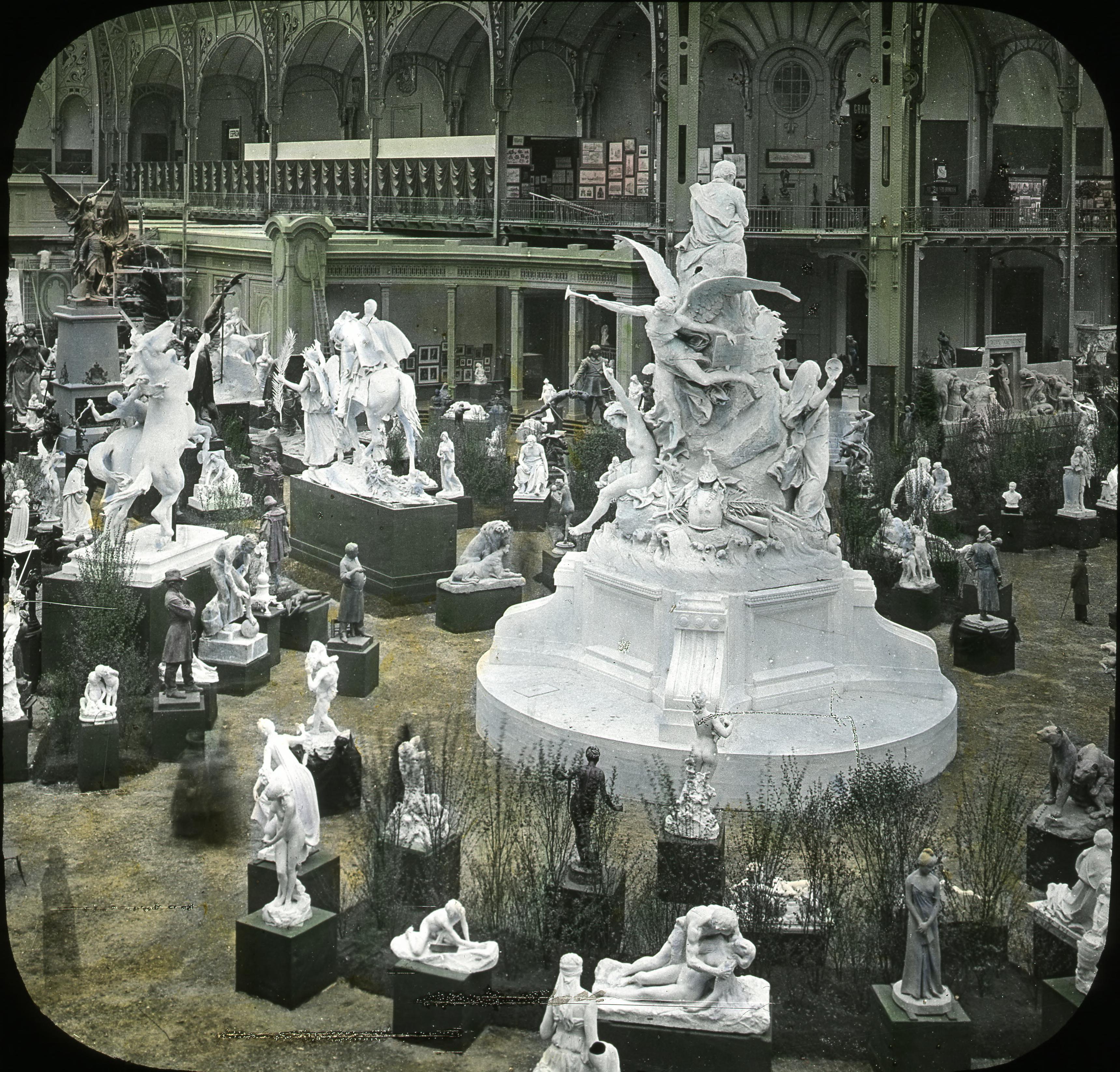 Большой дворец. Сад скульптур