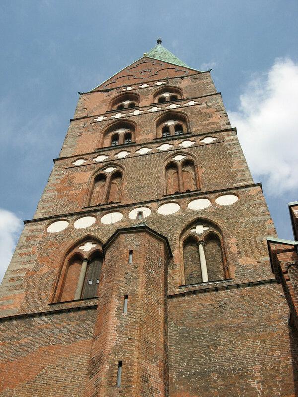 Lübeck: Marienkirche. II.