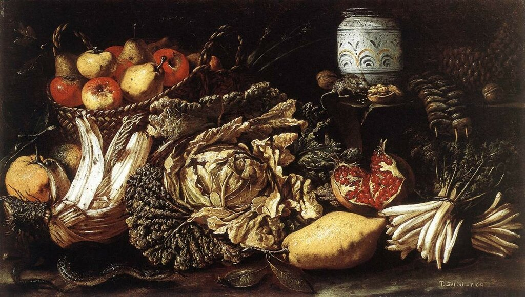 Tommaso_Salini_-_Still-life_with_Fruit,_Vegetables_and_Animals_-_WGA20669.jpg