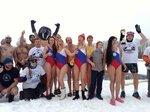 Строгино (Москва), соревнования моржей 2017-02-04
