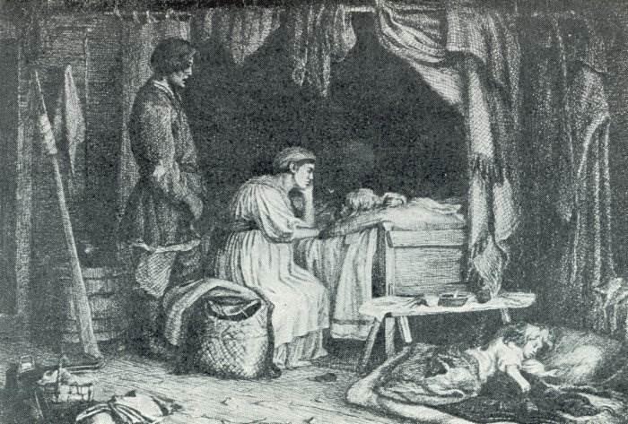 Больное дитя (1864 г.)