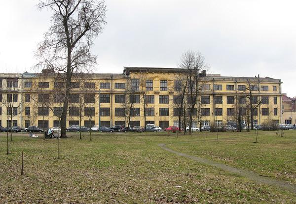 История промышленности России в фотографиях: Ленкинап (Ленинград)