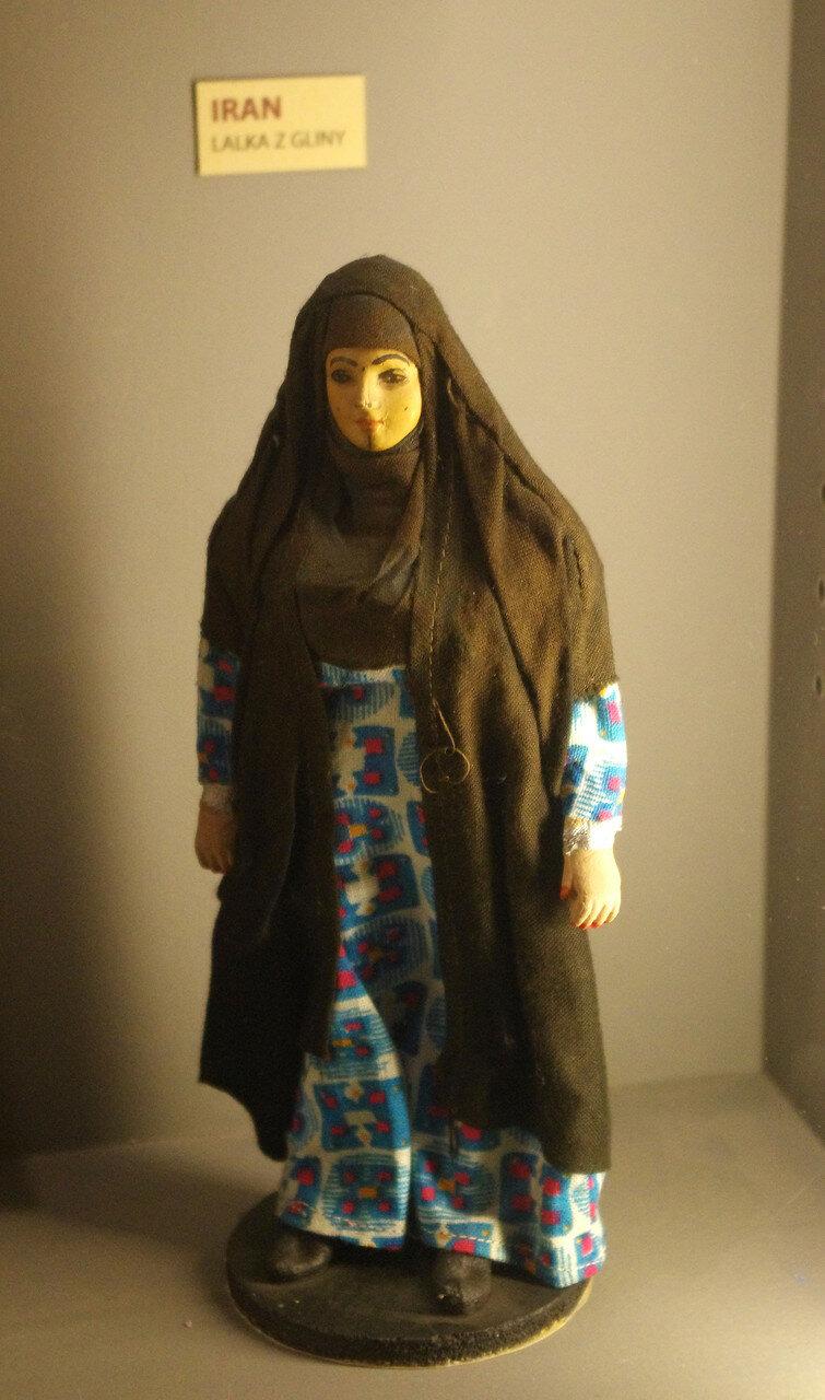 Кукла из Ирана