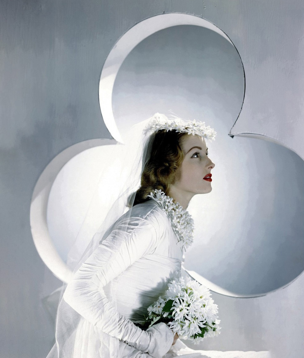 3. Из журнала Vogue, 1941 год.