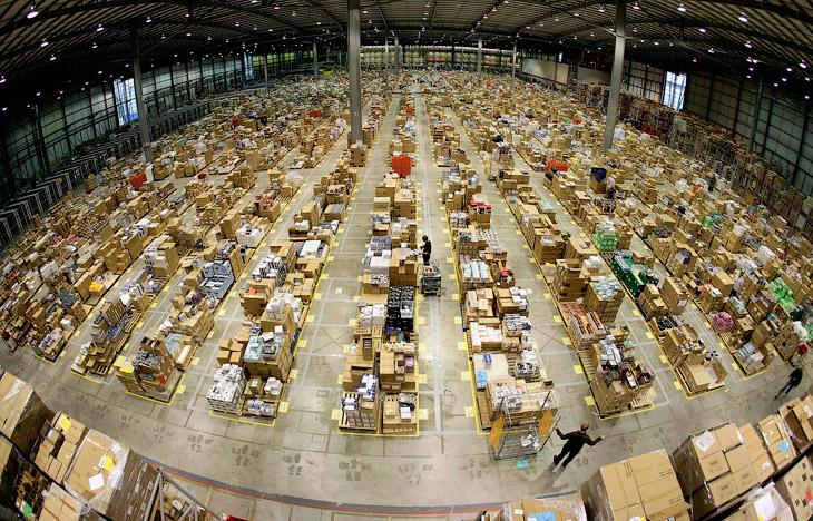 Как и у любой крупнейшей компании, у Amazon есть своя легенда. Она гласит, что свой первый рабо