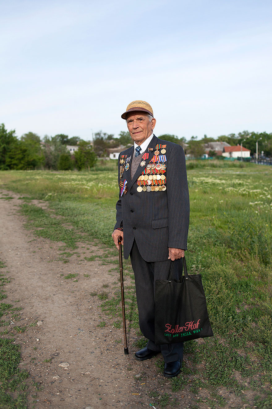 Veteran, 9 May
