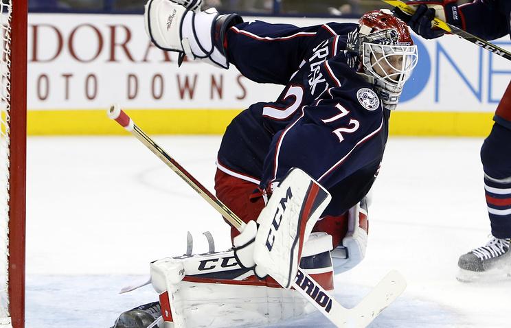 НХЛ: Коламбус одержал 11-ю победу подряд