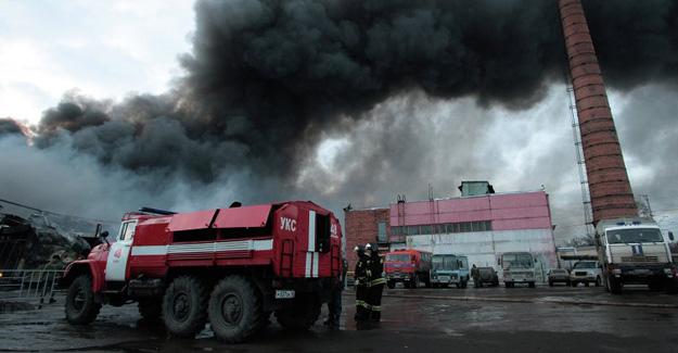Следствие поделу опожаре вказанскомТЦ «Адмирал» завершили