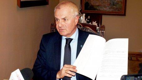 Мэр польского Перемышля оказался личностью нон-грата вгосударстве Украина