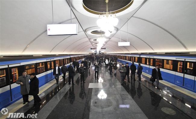 Вкиевском метро поменяется график движения поездов