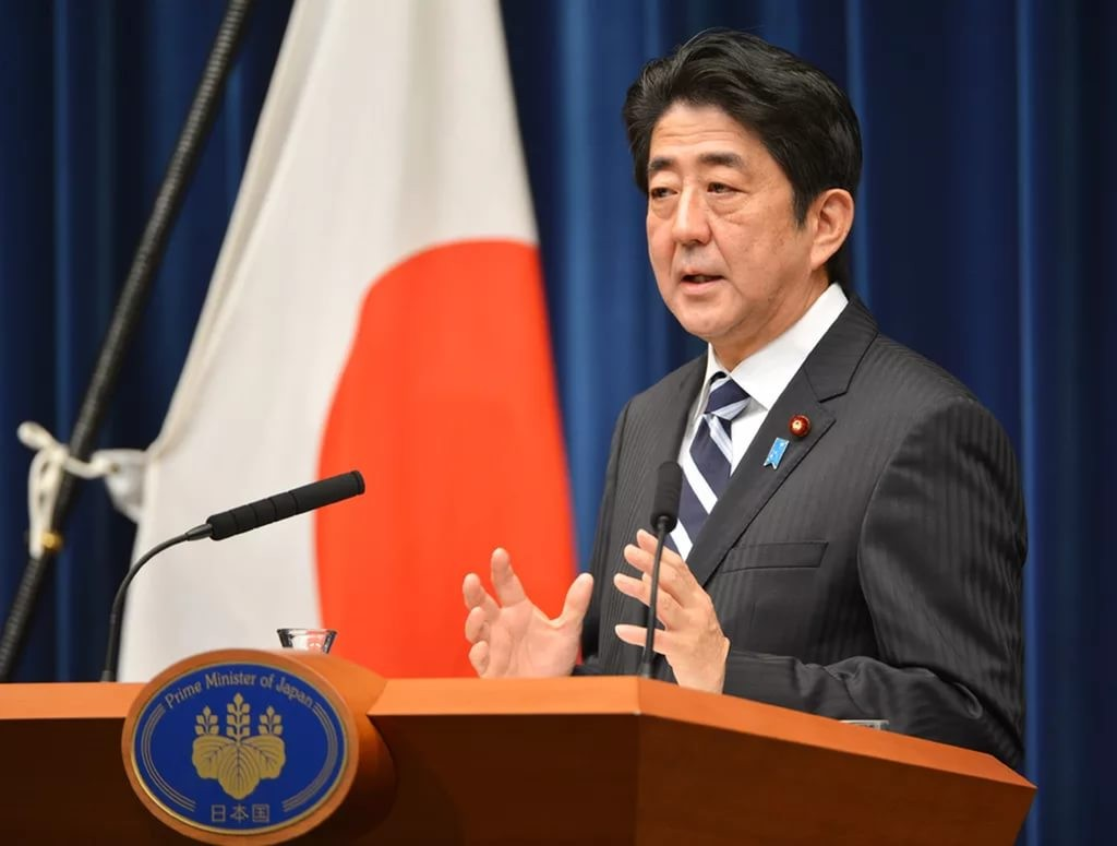 Трамп согласовал время встречи сяпонским премьер-министром