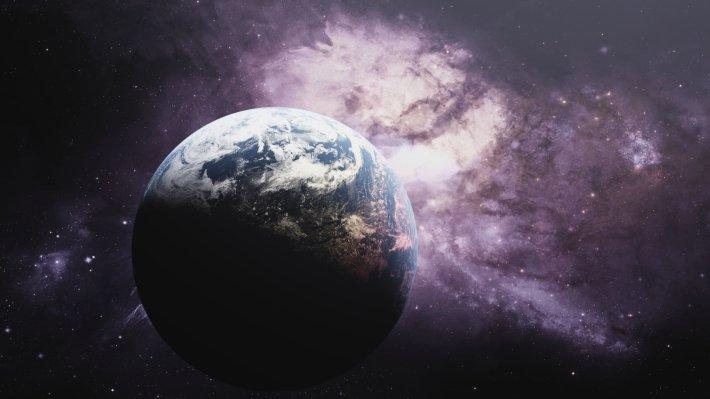 Астрономы показали навидео, как вдальнейшем будет выглядеть Галактика