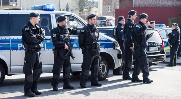 ВГермании схвачен сообщник планировавшего теракт офицера Бундесвера