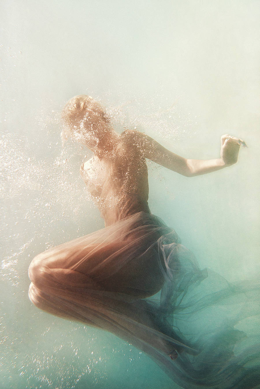 Immersion in Fairy Underwater Pictures