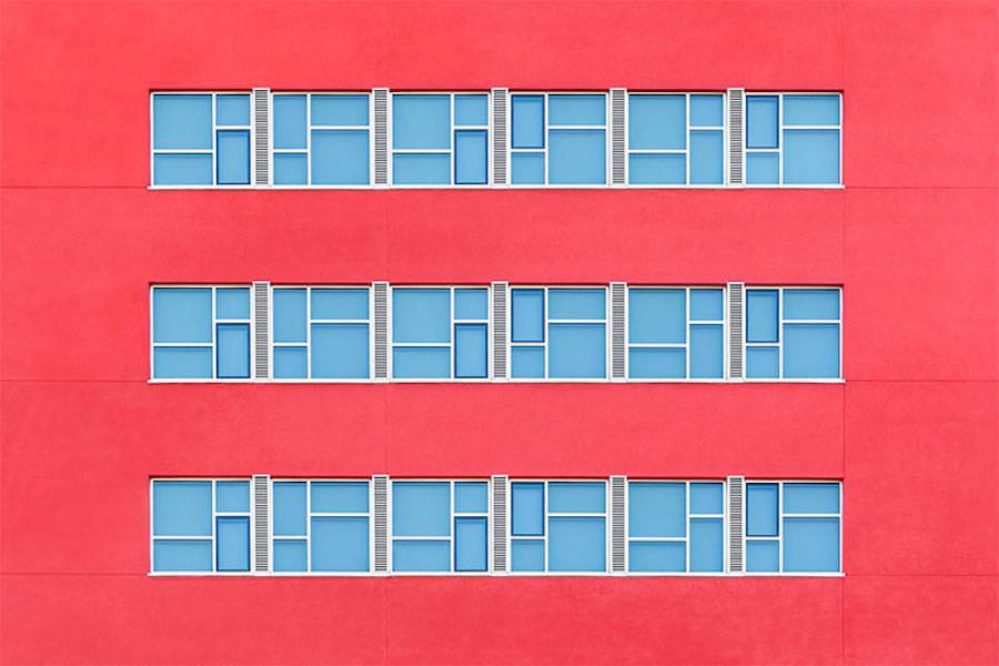 Photo Series of Unusual Building Facades