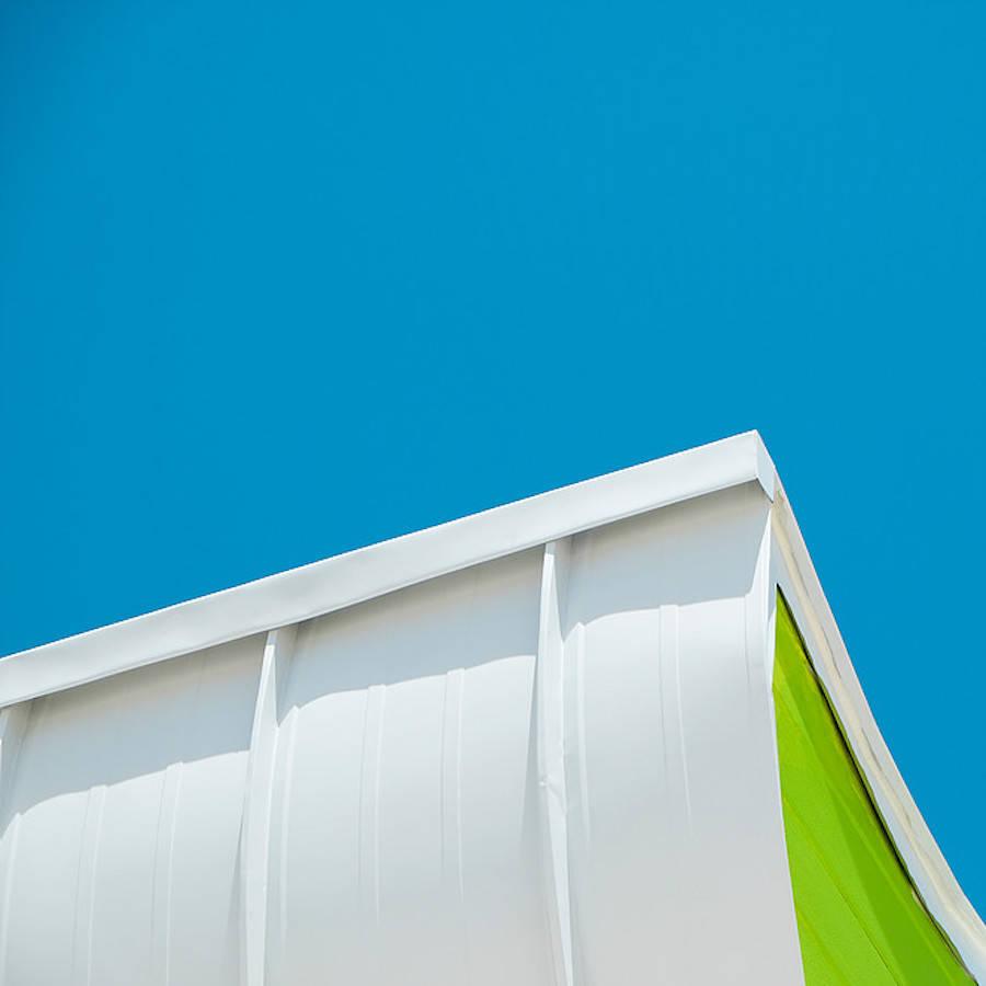 Colorful & Minimalist Miami Rescue Towers
