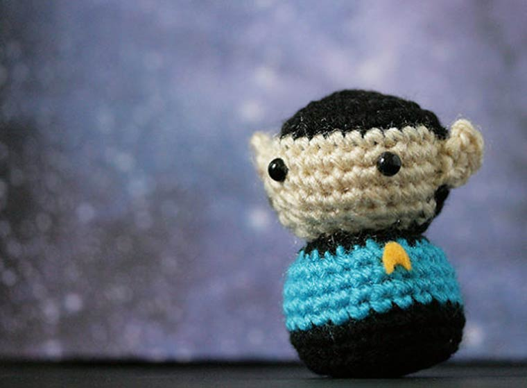 The crocheted superheroes of Geeky Hooker
