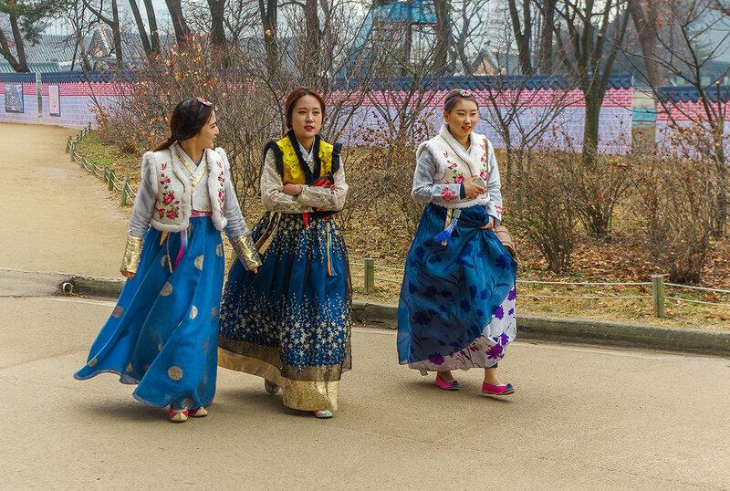 Кореянки