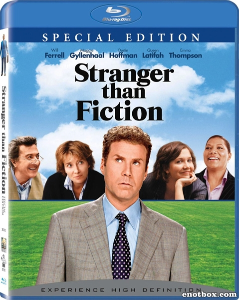 Персонаж / Stranger Than Fiction (2006/BDRip/HDRip)