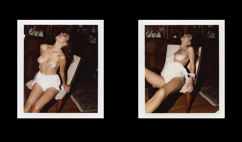 Emily Ratajkowski Collection Edition 25.26 May 2012