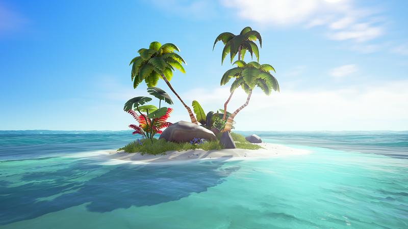 Новые скриншоты Sea of Thieves
