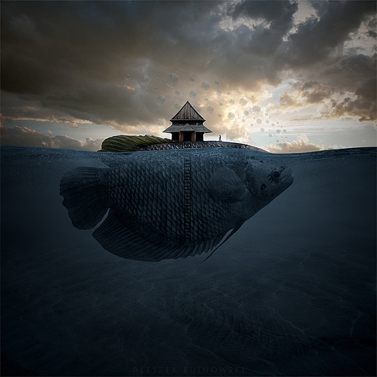 Breathtaking Digital Art by Leszek Bujnowski