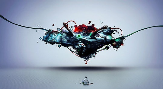 Brilliant Digital Art by Brandon Spahn