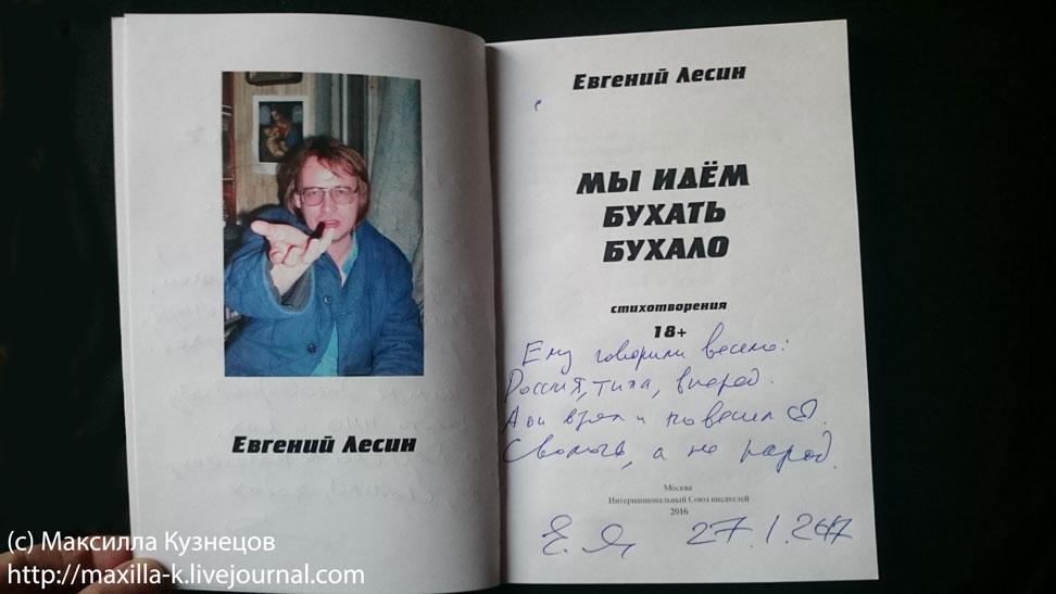 книга Лесина
