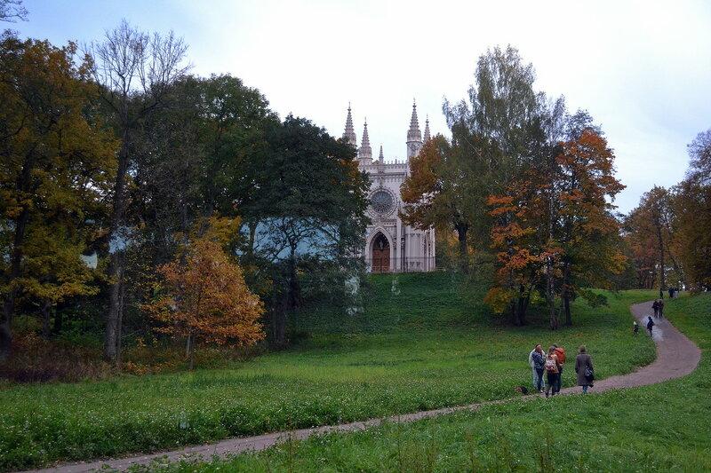 Церковь святого Александра Невского(Капелла)