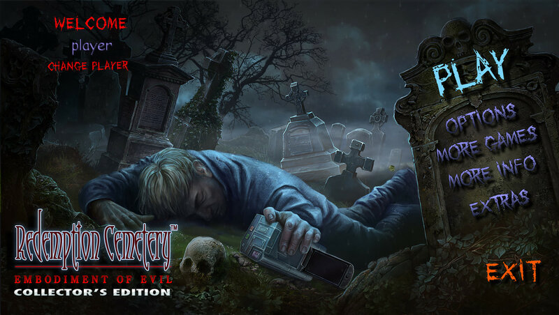 Redemption Cemetery: Embodiment of Evil CE