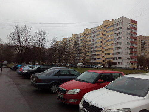 ул. Партизана Германа 14к2