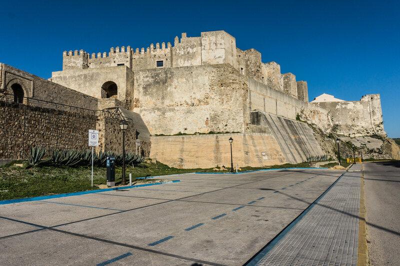 крепость в Тарифа