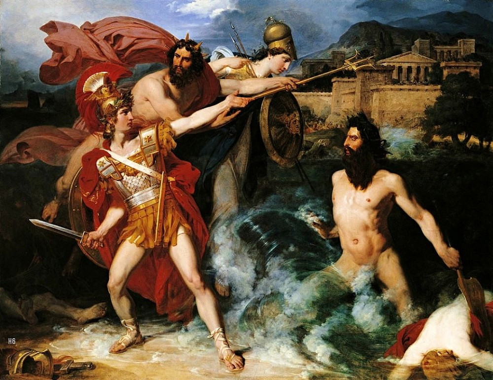an analysis of hector versus achilles in the iliad Honor & glory in the iliad: this quality allows achilles to disobey agamemnon and refuse to fight when agamemnon dishonors him by taking his prize.
