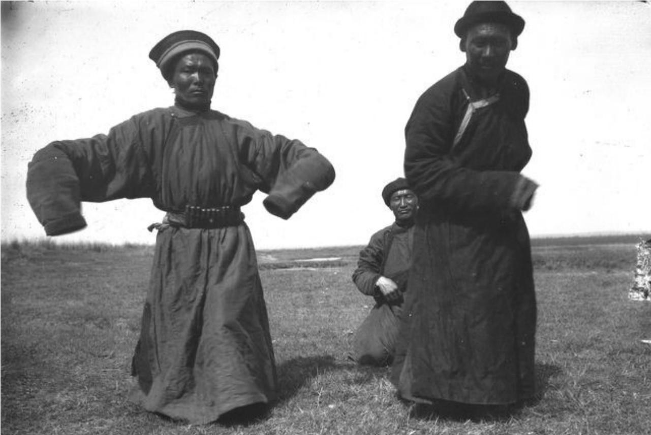 Калмыцкие танцы