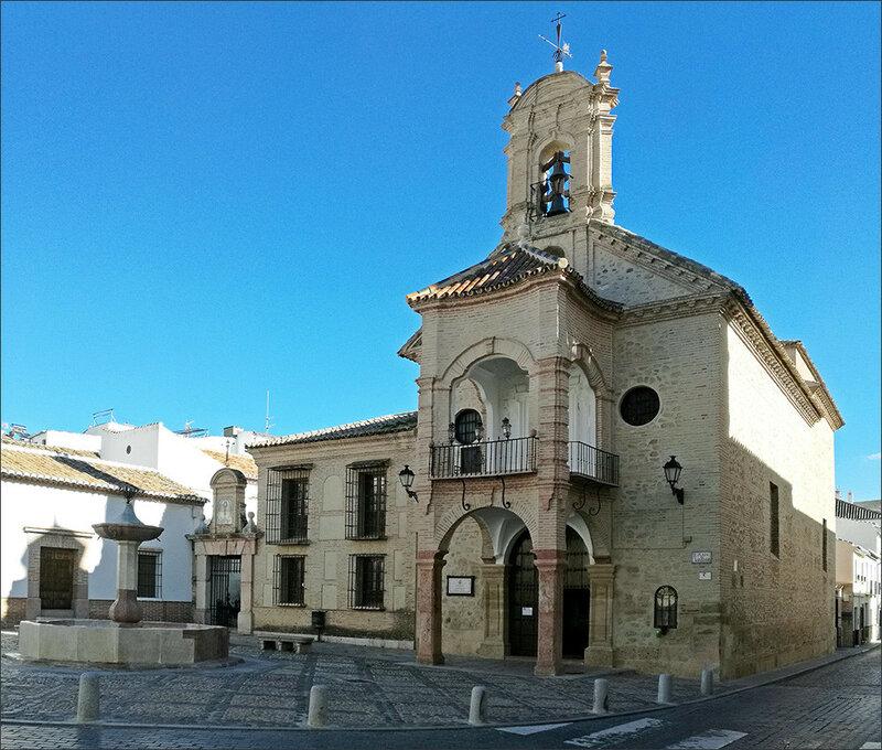 Андалусия, январь 2017. Pueblos Blancos, Caminito del Rey, Torcal de Antequera, Malaga, Гибралтар