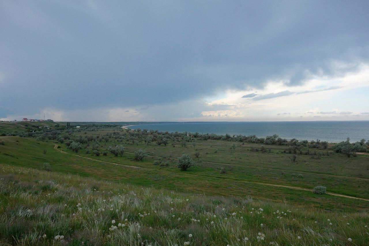 прибрежные лохи, казантипский залив