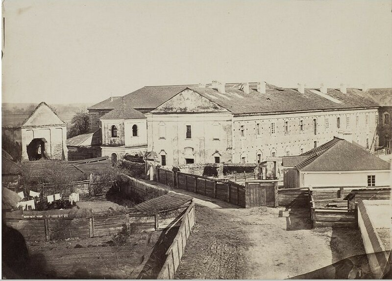 1870 Луцк. Монастырь бригиток.jpg