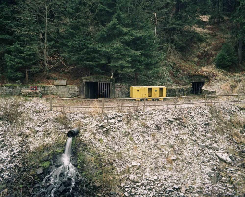 Опустошенный регион на юге Польши в проекте «Уран»