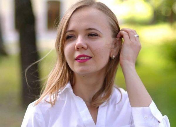 23-летняя главная люстратор Украины прокомментировала свое громкое назначение