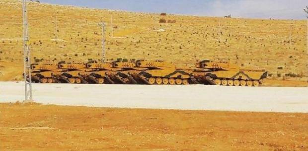 """""""Леопарды"""" готовятся к нападению на Сирию, - Злой одессит"""
