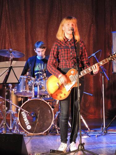 «Горизонт» Фестиваль живой музыки «Rock'От осени»