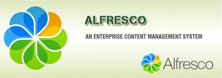 Alfresco CMS