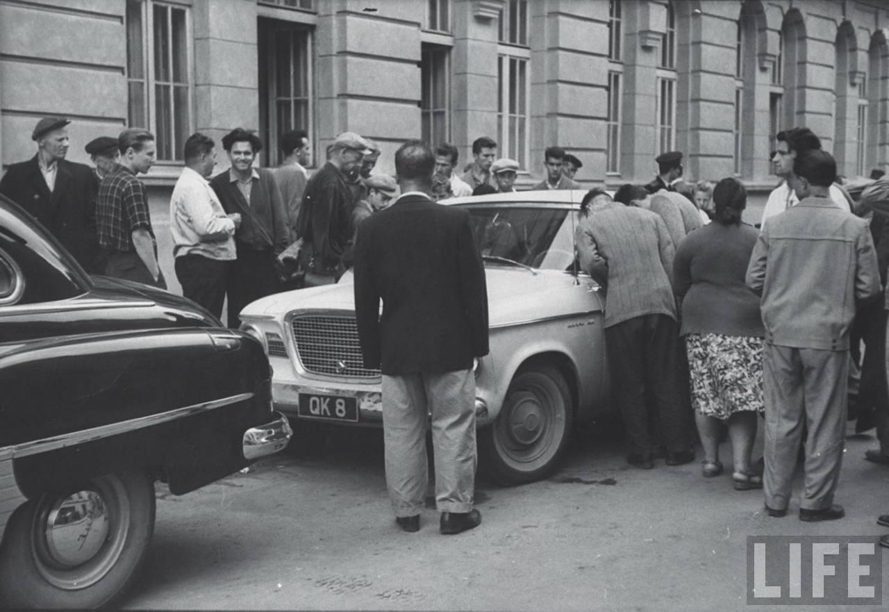 СССР в 1958-1960-х годах