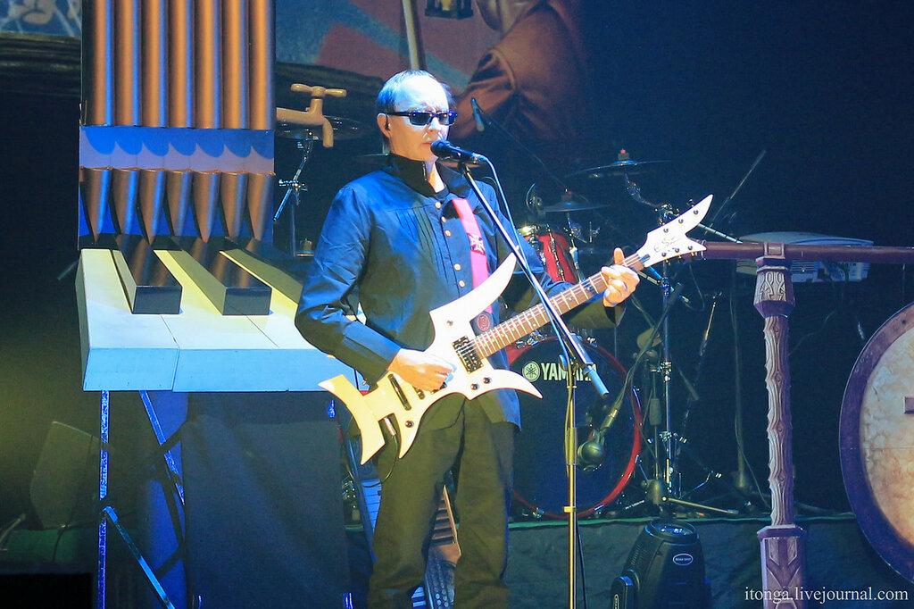 Пикник: 35 лет - юбилейный концерт в Новокузнецке