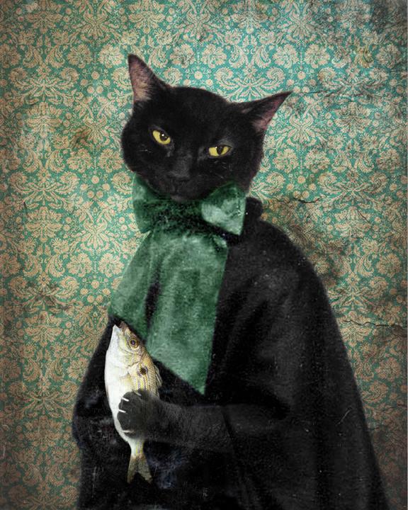Животные в исторических костюмах Lisa Нowarth