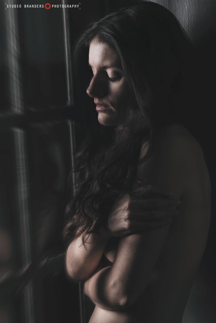 Model Luna Lopez / Chris Branders