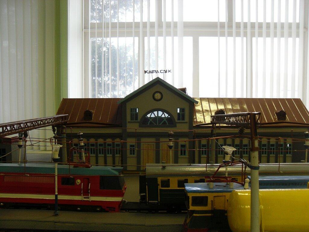 Карасукский железнодорожный музей. часть вторая.