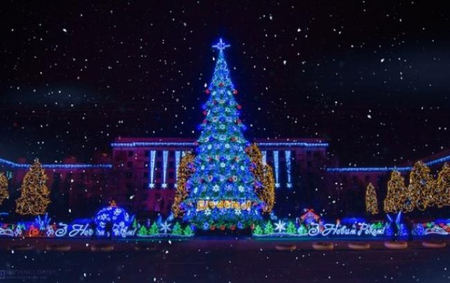 Свято наближається: киевлянам поведали , когда встолице появится новогодняя елка