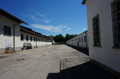 Концентрационный лагерь Дахау.